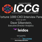 ICCG Fortune 1000 CXO Interview Panel: David Silberstein, Leidos Healthcare