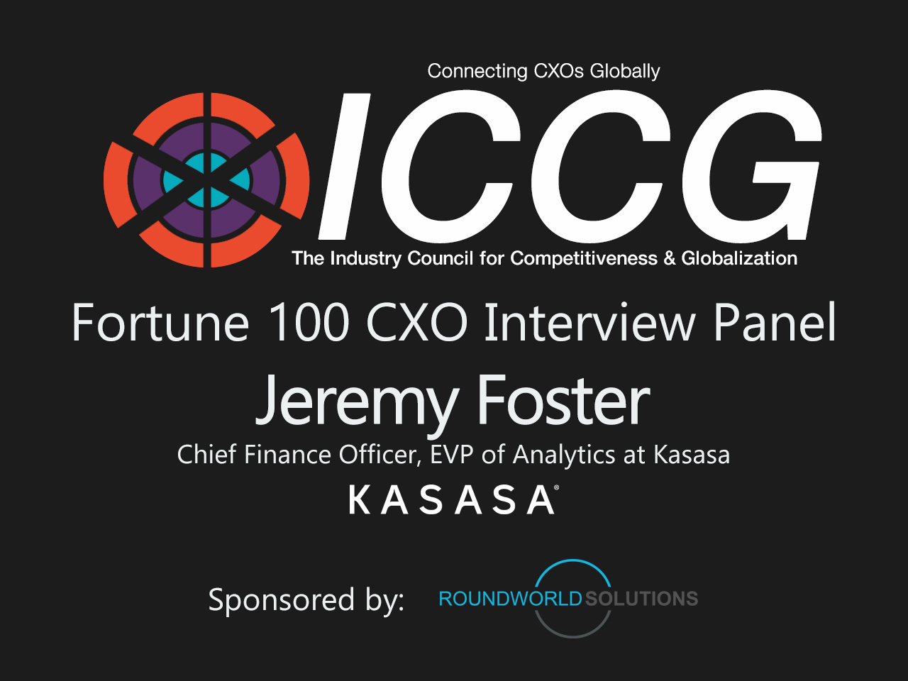 Jeremy Foster Interview