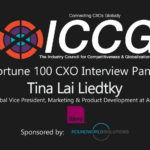 ICCG Fortune 1000 CXO Interview Panel: Tina Lai Liedtky, Global Vice President, Marketing & Product Development at Alere, Inc.